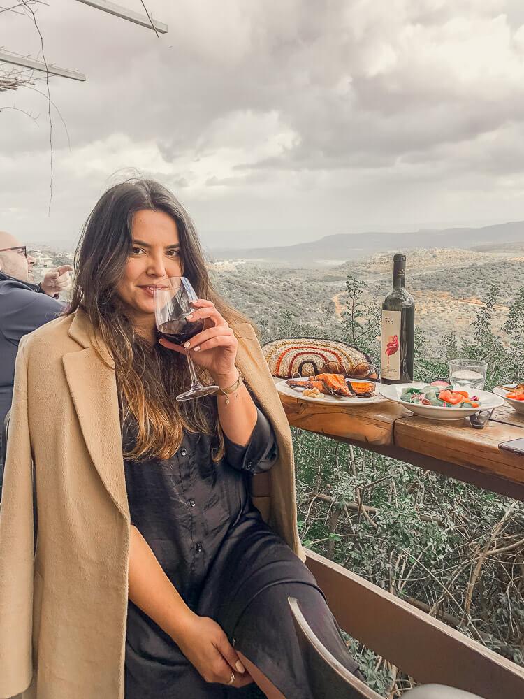 נוף, מוזיקה, אוכל, יין – יקב לטם